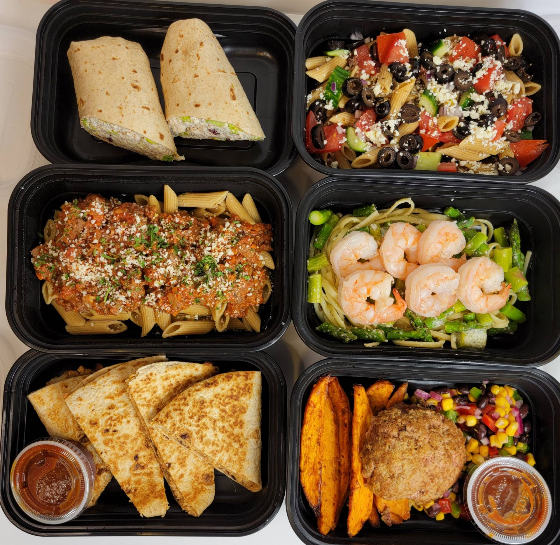 10 Entree Variety Pack (Lunch/Dinners)